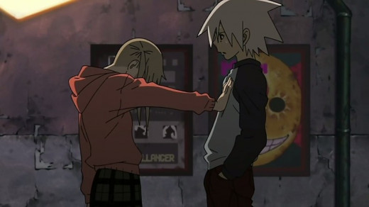 Maka and Soul's progress as a team is an important part of the show.