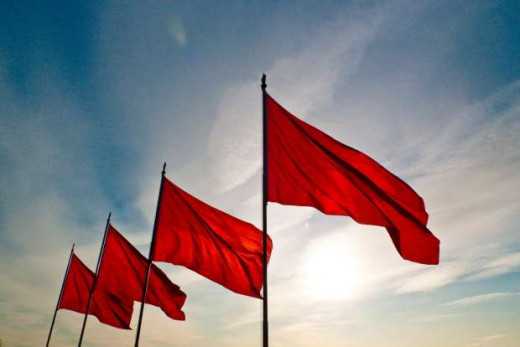 Red flags plus
