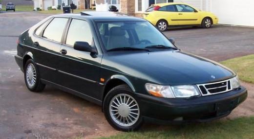 (1995) Saab - the Classy Choice