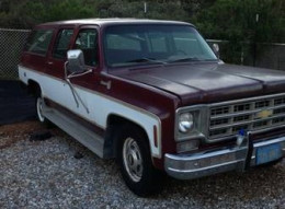 A 1977 Suburban for Only $1100!