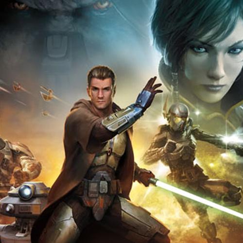 Star Wars: The old republic art