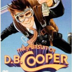 Cartoon rendition of D.B. Cooper