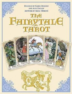 4 Tarot Cards Decks With Fairy Tale Themes
