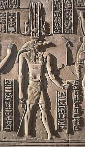 Visit Sobek the Crocodile God of ancient Egypt on your Nile river cruise vacation