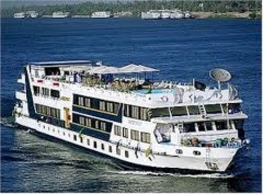 A cruise vacation on the river Nile Egypt will give you many great memories
