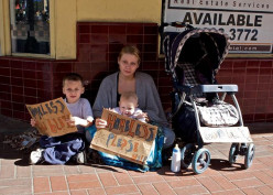 Would you participate in awareness events for the forgotten (i.e., homeless, mentally ill, elderly)?
