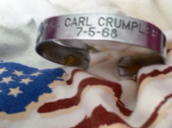 Finding Colonel Crumpler: the Name on My POW Memorial Bracelet