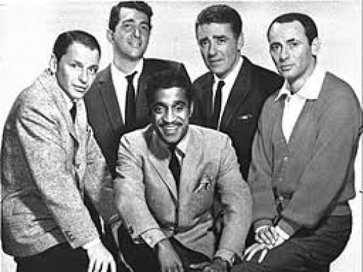 SINATRA, MARTIN, DAVIS, LAWFORD, AND BISHOP