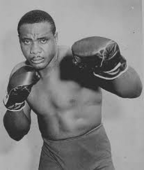 Sonny Liston was the former heavyweight champion of the world.