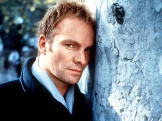"Sting is famous for the stalker song ""Every breath you take"" which he wrote after separating from his first wife."