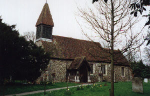 St Mary's, Shephall Village