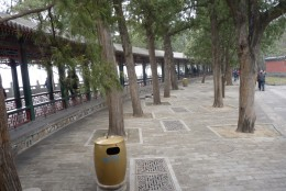 6 b) The Longest Covered Walkway in the world at The Summer Palace