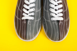 Bowling Shoes: Sports Equipment or Two-Toned Fashion Statement? You Decide.