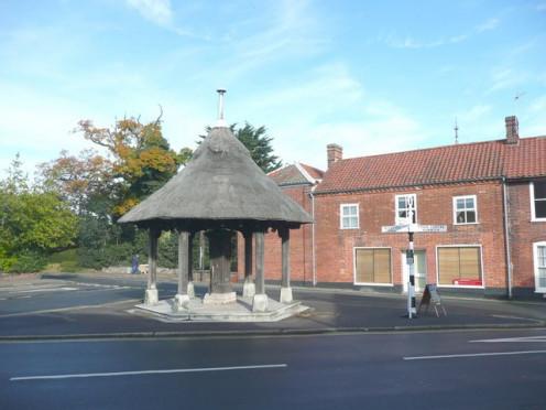 John Soame Memorial Pump, Aylsham