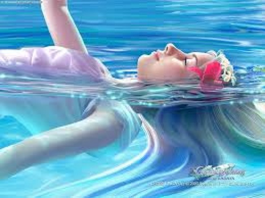 Floating Dream Meanings | Exemplore