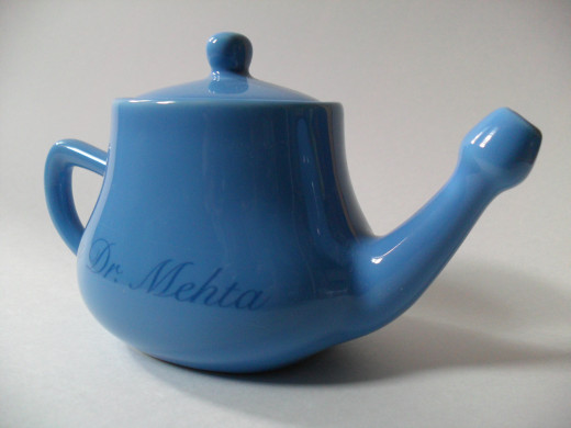 Use a neti pot for seasonal allergies and nasal health