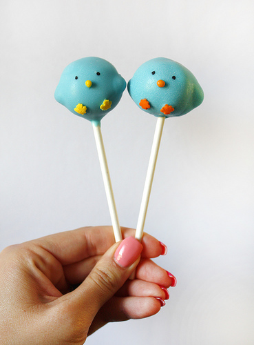 Cake pops by niner bakes on Flickr