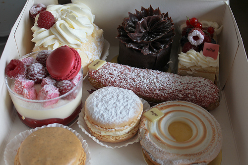 Sweet, sweet baking by Destination Europe on Flickr