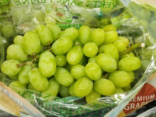 Grape seed extract for allergy relief