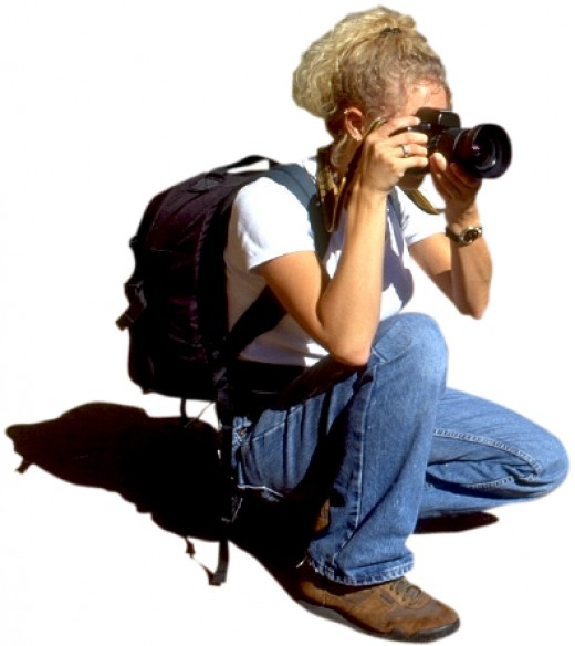 Camera gear can be expensive. Check your budget before offering to buy!