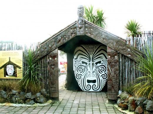 Hells Gate - Rotorua New Zealand