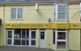 Fish & Chip Shops in Newquay: Harbour Chippy