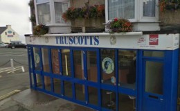 Fish & Chip Shops in Newquay: Truscotts, Fore Street