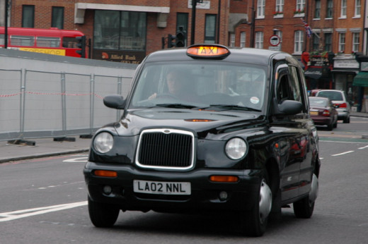 Cabs and Taxis