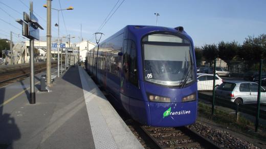Trams in London