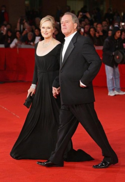 Meryl Streep & Don Gummer. Happy Together 35 years