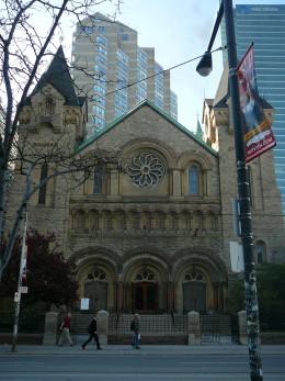 St Andrew's Presbyterian Church, Toronto