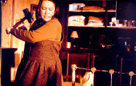 Annie Wilkes in action.