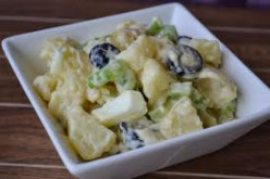Easy Traditional Potato Salad Recipe