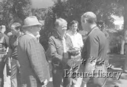 Barbecue with Jimmy Carter