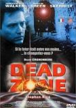 Movie poster for The Dead Zone.