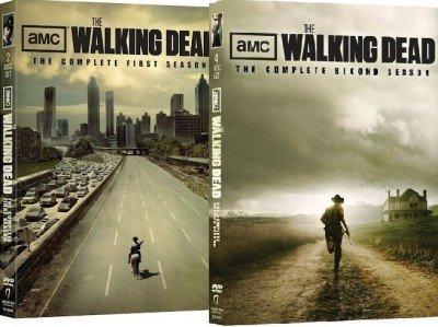 The Walking Dead Complete Seasons 1-2