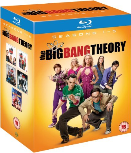 The Big Bang Theory (Seasons 1-5)