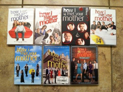 How I Met Your Mother: Seasons 1-7