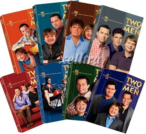 Two & A Half Men: Seasons 1-8