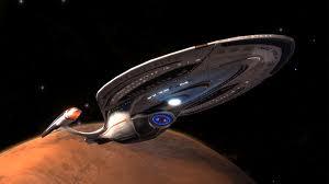 The Enterprise F, Odyssey Class