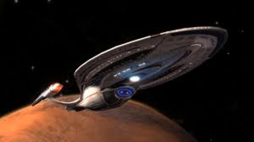 The Enterprise F, Odyssey Class