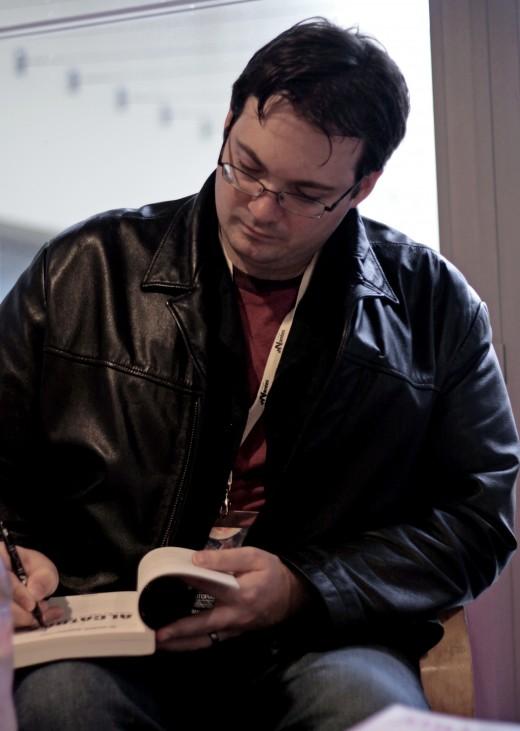 Brandon Sanderson (11/13/2010)