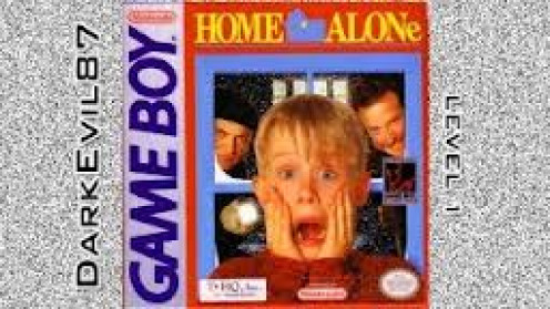 Home Alone on the Gameboy was based on the Christmas movie of the same title. Kevin is the main character and you will set traps for the burglars. It's full of laughter just like the film is.