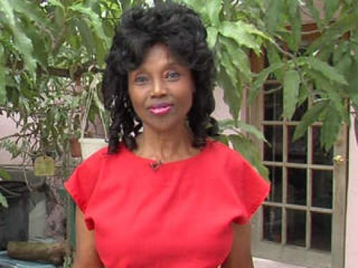 Annette Larkins, 70