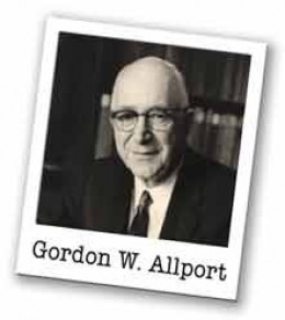 Allport began working at Harvard in 1924, and later left to accept a position at Dartmouth. By 1930, he returned to Harvard where he would remain for the rest of his academic career. During his first year at Harvard, he taught what was most likely th