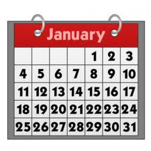Calendars are a great idea for remembering important events. Just mark it on the calendar.