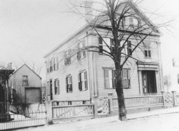 The Lizzie Borden House