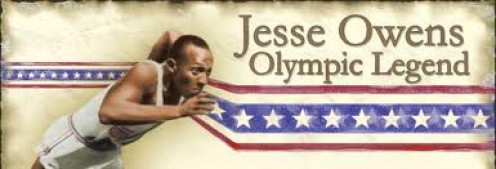Jesse Owens is an Olympic Champion and an American icon. He was born and raised in Alabama.