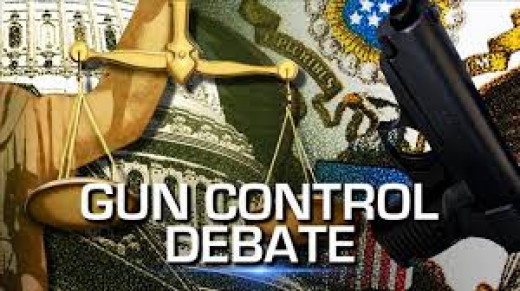 Gun Control is always a hot button issue during election time. There are so many problems to handle and it's hard to decide which route to take to eradicate the problem.