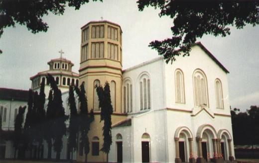 A Church in Jaffna